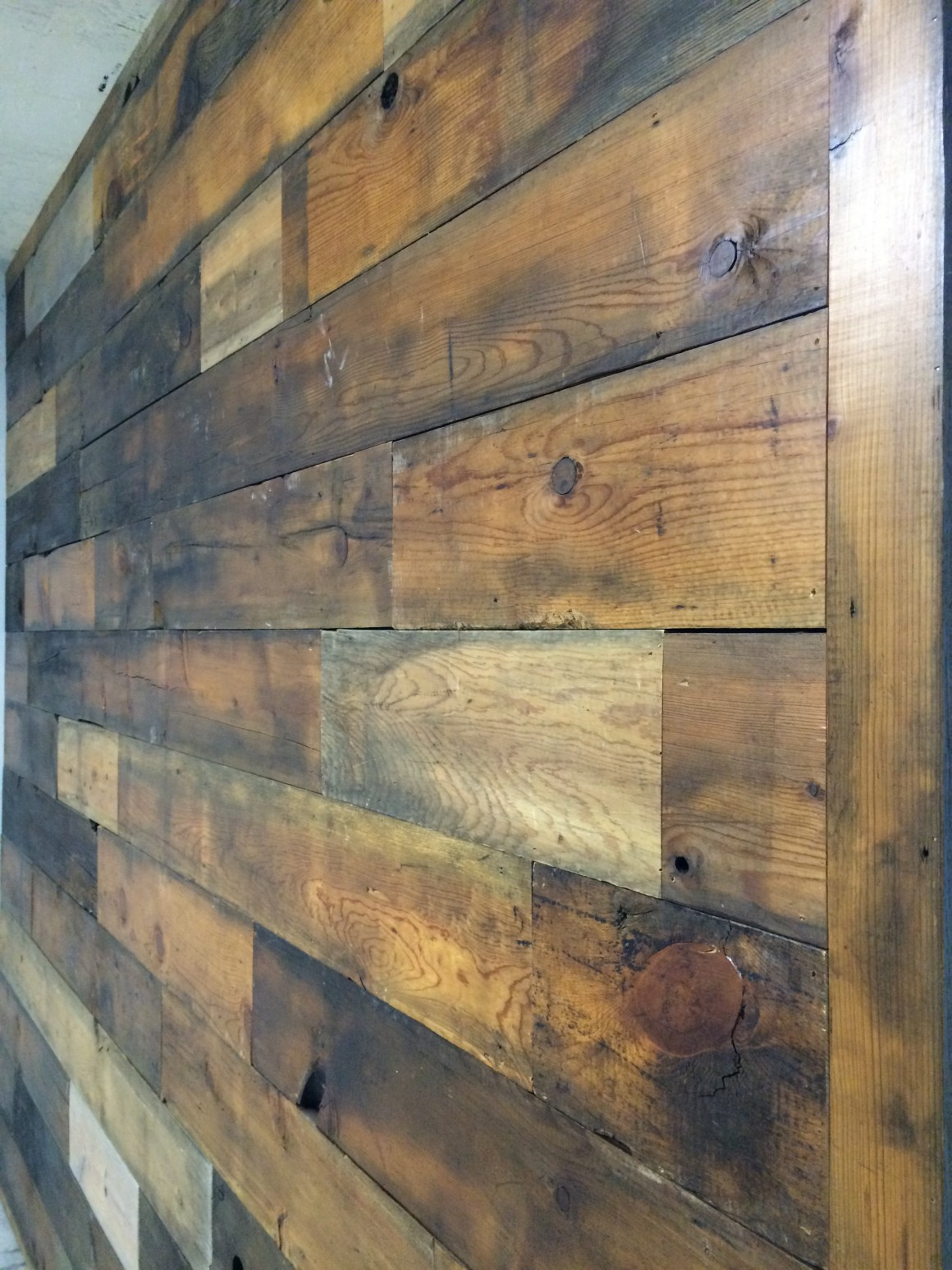 Reclamation administration reclaimed wood for Reclaimed wood decking