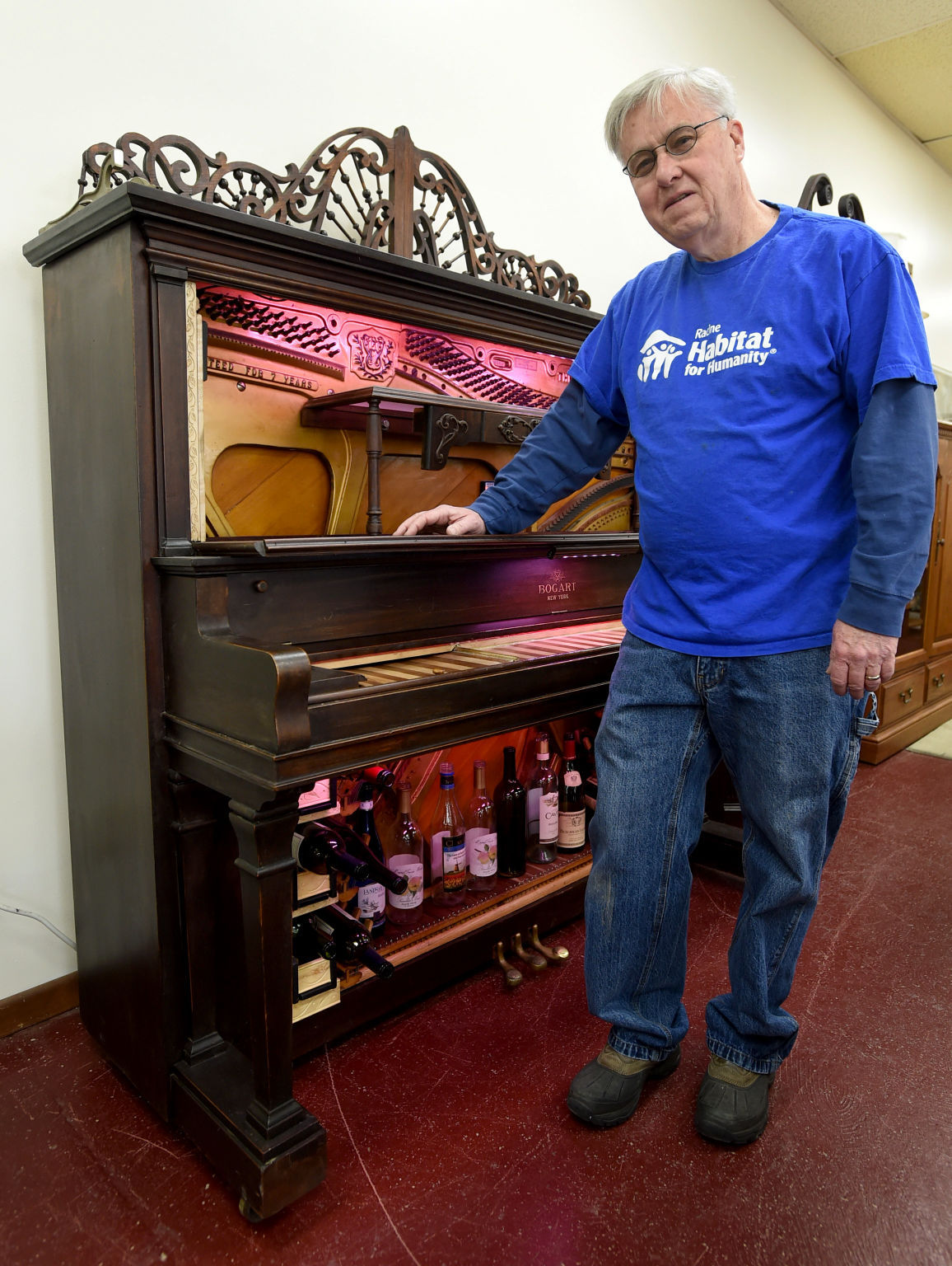Piano Recycling Reclamation Administration