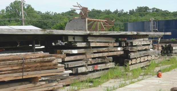 Wood Salvage