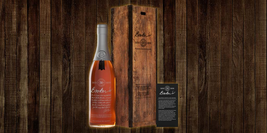 Image result for BOOKER'S® 30TH ANNIVERSARY Limited Release