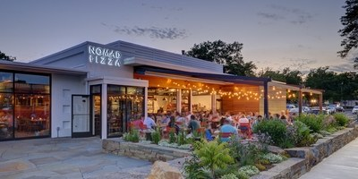Founded by Tom Grim and Stalin Bedon Nomad Pizza was the work of architects and partners Joshua Zinder and Mark Sullivan...