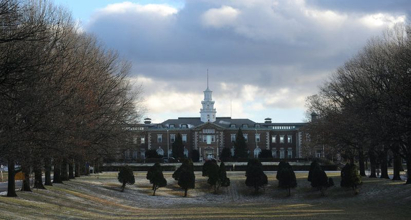 Developer Nat Hyman sues state to stop Allentown State Hospital demolition