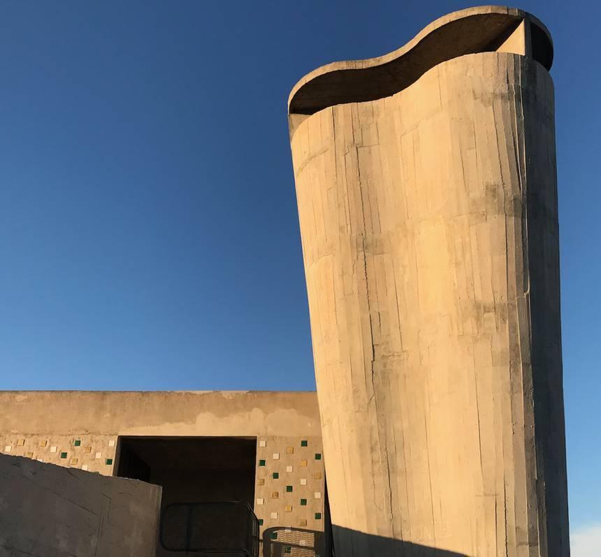 Chimney at Marseilles