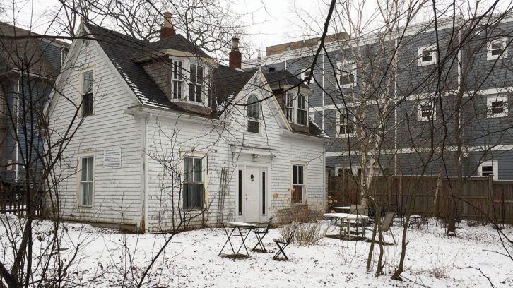 1029 Tower Rd. in Halifax could be demolished soon.