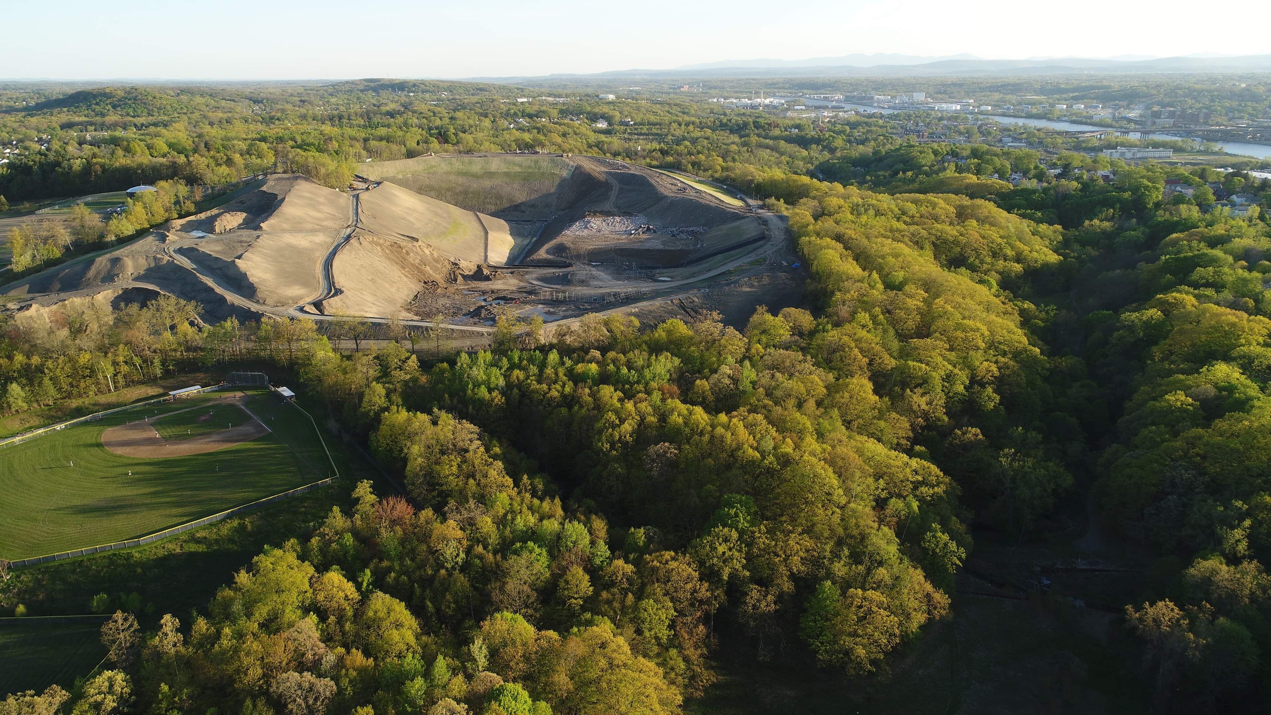 Dunn landfill