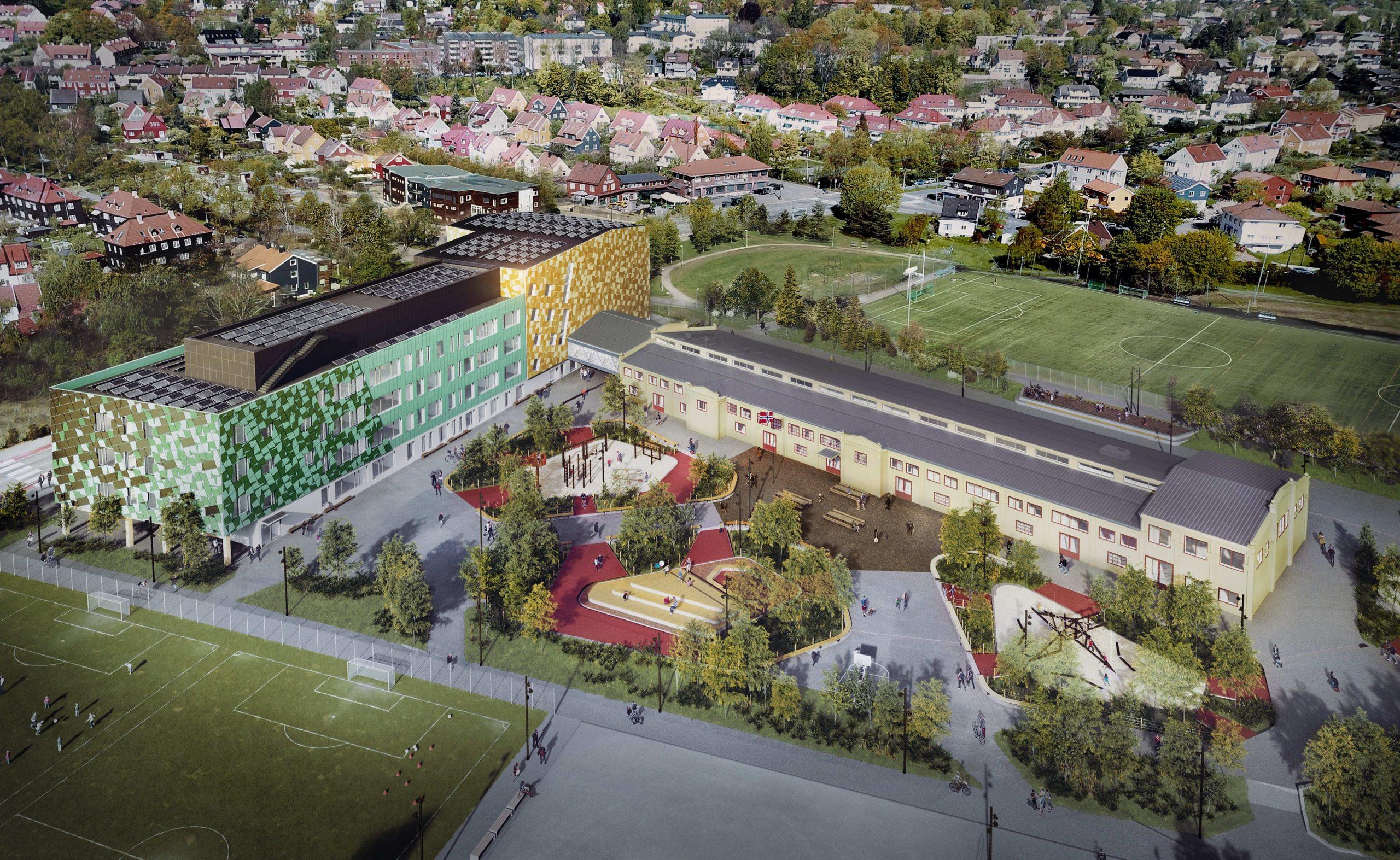 H/O - Oslo school-c