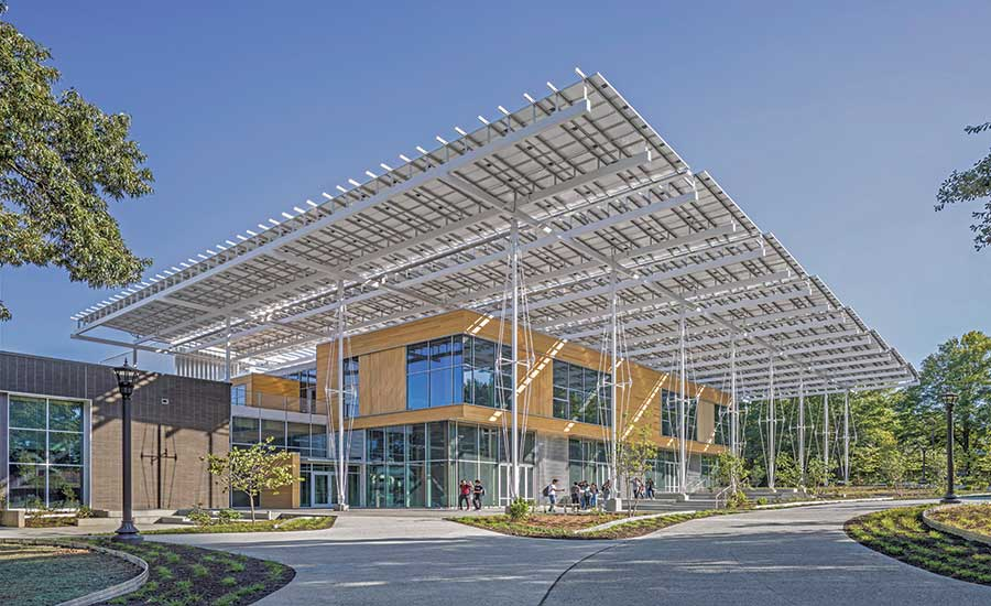 Kendeda Building for Innovative Sustainable Design