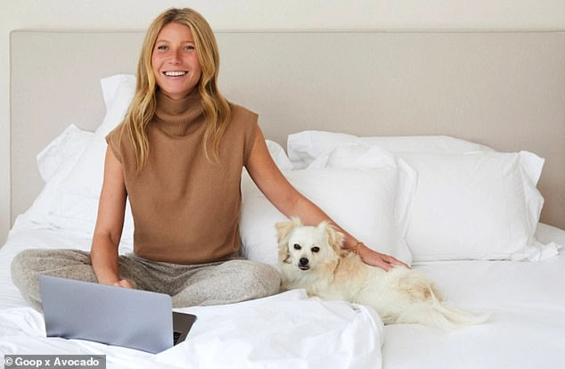 Sleeping on a fortune: One of the most eyebrow-raising items is theGoop x Avocado mattress, which start at $38,000 each