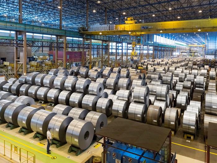 ArcelorMittal plant